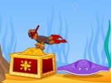 Flash игра Сокровища океана