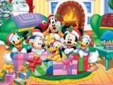 Hidden Alphabets Mickey Mouse