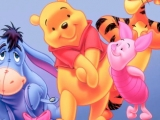 Shy Pooh Coloring