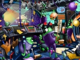 Spaceship After Party Hidden Objects