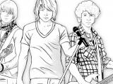 Jonas Brothers Coloring