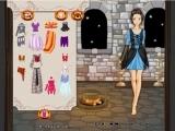 Barbie in halloween