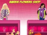 Barbie Flower Shop