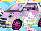 Hello Kitty Car