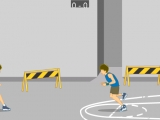 Air Raid Basketball