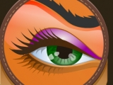 Online Lány Eye Make up