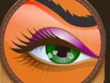Online Girl Eye Make up