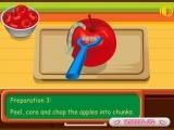 Готовим яблочный торт