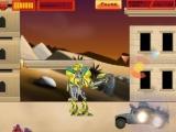 flash игра Transformers Takedown
