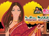 Indian brude makeup