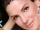 Sandra Bullock Makeup