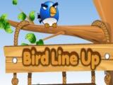 Птица Line Up