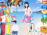 Beach Holiday Dress Up