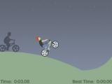 flash игра BMX Ghost