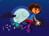 Дора в ніч Хеллоуїна
