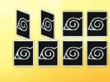 flash игра Naruto карты памяти