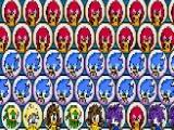 flash игра Sonic Heroes Puzzle