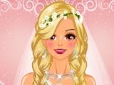 flash игра Специальный макияж невесты