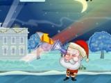 משחק פלאש אובמה נגד סנטה
