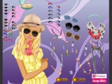 Summer Star dressup