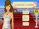 flash игра Oceanside Wedding Makeover
