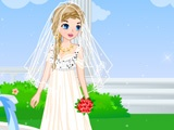 flash игра Ancient Rome Wedding Dress Up