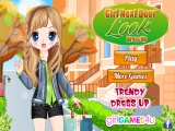 Girl Next Door Look Dress Up