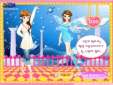 Dancing Girl Dressup