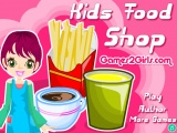 Kids Food Shop