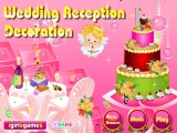 flash игра Wedding Reception Decoration