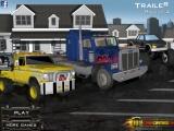 flash игра Trailer Racing 2