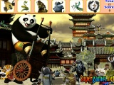 flash игра Kung Fu Panda Hidden Objects