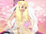 Flower Power Wedding Dress Up