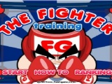 The fighter training