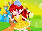 Cute Cat Princess