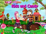 Kids and Candy