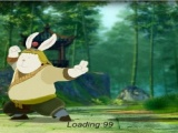 flash игра Kung-fu rabbit