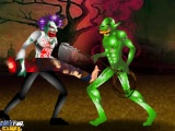 flash игра Monster Fight