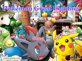 flash игра Pokemon Great Fighting