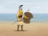 flash игра Trojan Hero