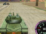 flash игра 3D Tank Racing