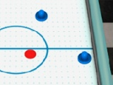 flash игра Air Hockey Worldcup