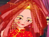 flash игра Chinese Bride Makeover