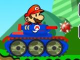flash игра Mario Tank Adventure