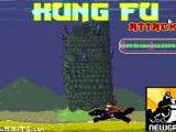 flash игра Kung fu attack