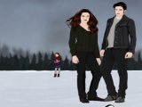 flash игра Twilight Saga Breaking Dawn Kissing-2