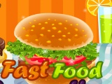 Fast Food Decoration