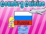 Земја Кујна: Русија