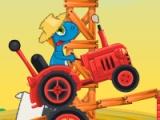 flash игра Gizmo Rush Tractor Race