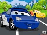 Sally je auto